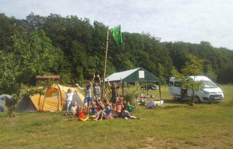 Sommerfreizeit 2019 in der Fränkischen (Foto: J. Pohl).